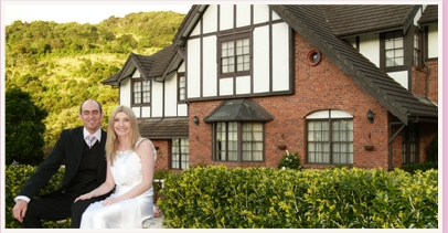 getting married at Springbrook Mountain Manor Springbrook Gold Coast Queensland