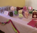 photo of lolly table for naming ceremony