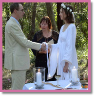 spiritual wedding ceremony